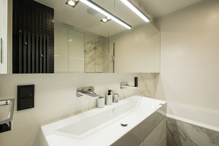 Deco Nova Modern bathroom