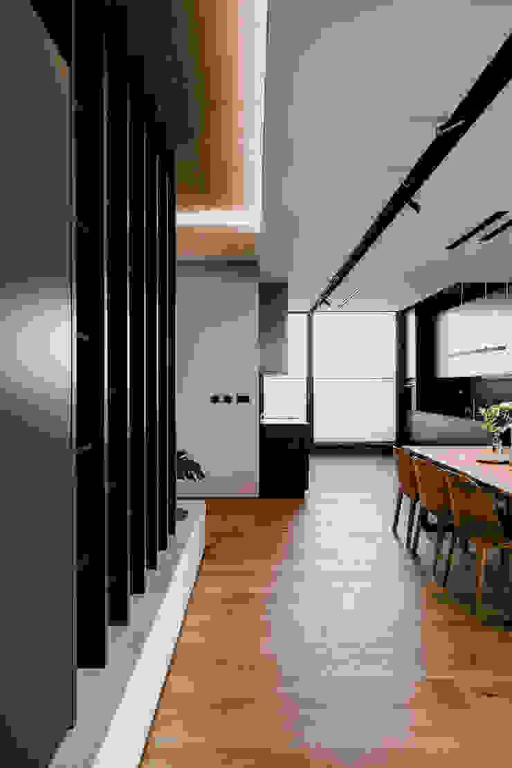 Deco Nova Salas de estilo moderno