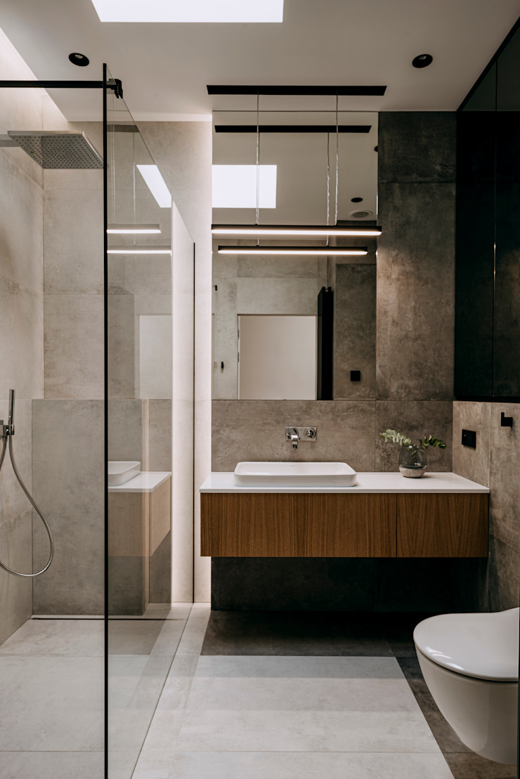 Deco Nova Modern bathroom
