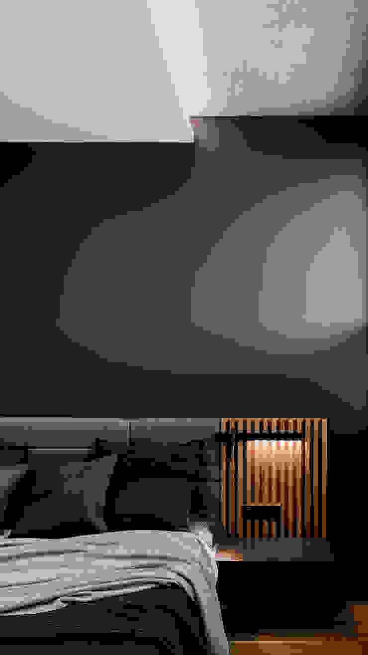 Deco Nova Modern style bedroom