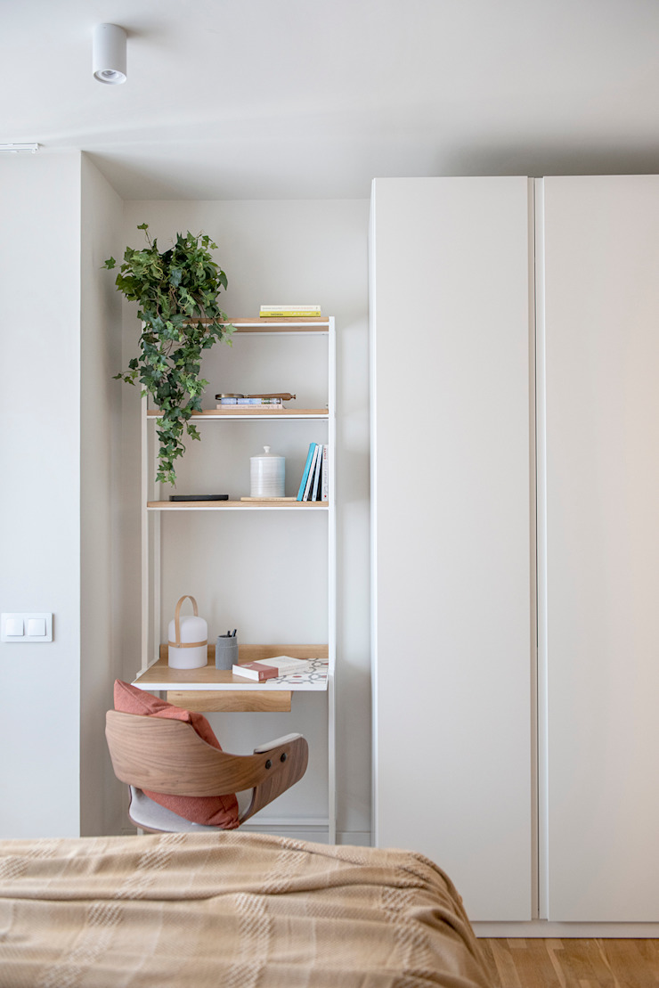 Egue y Seta Mediterranean style bedroom