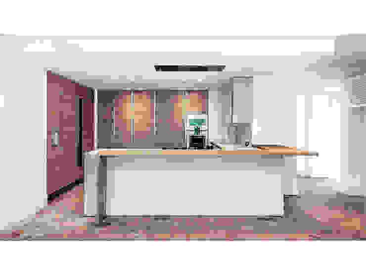 Quark Arquitectura Dapur Modern