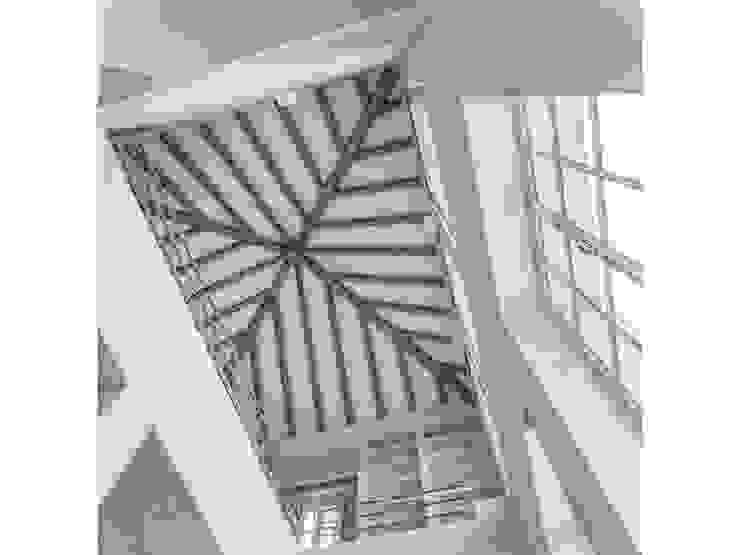 Quark Arquitectura Koridor & Tangga Gaya Mediteran