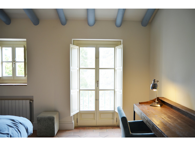 Quark Arquitectura Kamar Tidur Gaya Mediteran