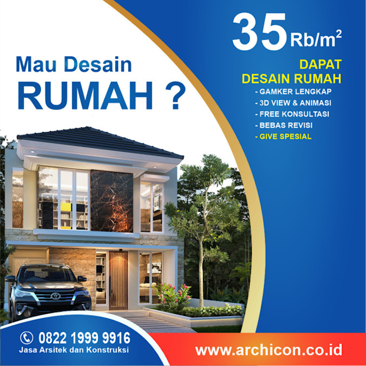 Jasa Arsitek Bandung| Jasa Desain Rumah Bandung | Jasa Desain Interior Bandung | Kota Bandung | Jasa kontraktor Bandung Jasa Arsitek Archicon Lantai Besi/Baja Grey