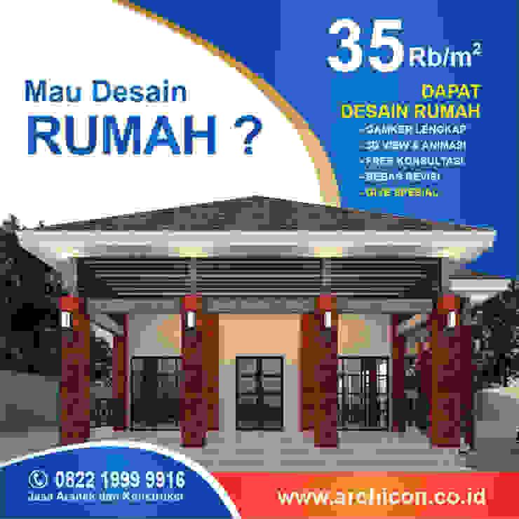 Jasa Arsitek Bandung| Jasa Desain Rumah Bandung | Jasa Desain Interior Bandung | Kota Bandung | Jasa kontraktor Bandung Jasa Arsitek Archicon Kamar Mandi Minimalis Beton Grey
