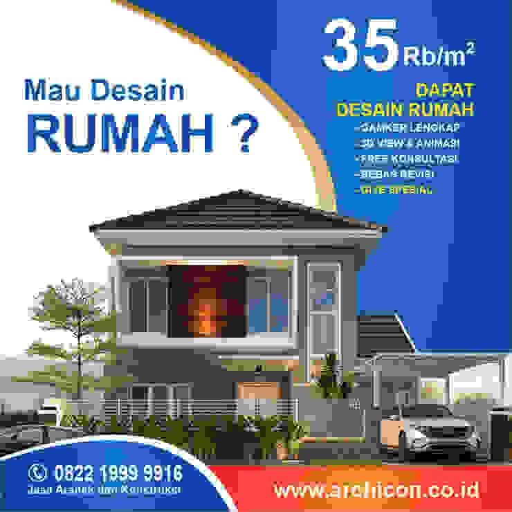 Jasa Arsitek Bandung| Jasa Desain Rumah Bandung | Jasa Desain Interior Bandung | Kota Bandung | Jasa kontraktor Bandung Jasa Arsitek Archicon Ruang Keluarga Minimalis Beton Bertulang Pink