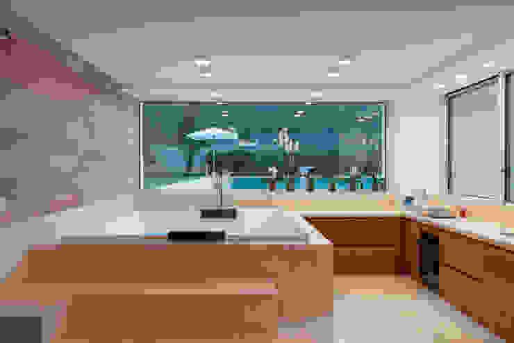 Fotografia di interni - area wellness Inlet Studio Vasche idromassaggio