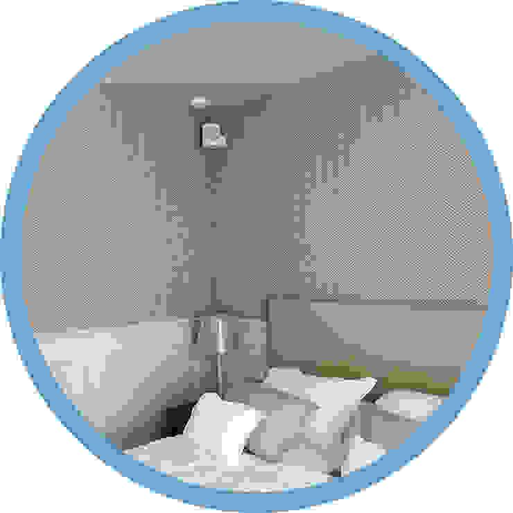 Indomotiq, Inmótica y Domótica (Zona norte) Small bedroom