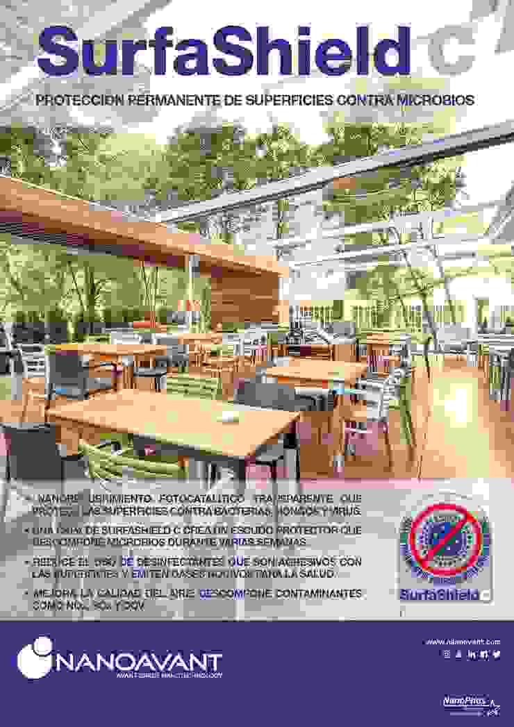 Nanoavant SL Bar & Klub Modern Transparent