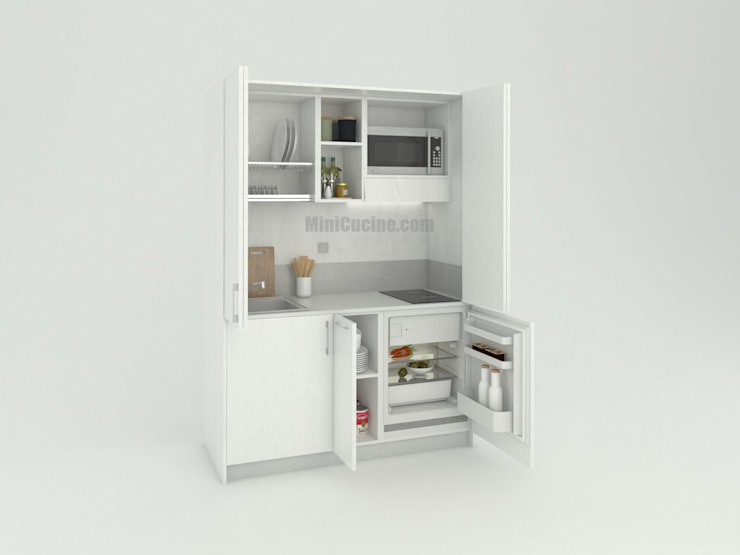 MiniCucine.com キッチンキャビネット&棚