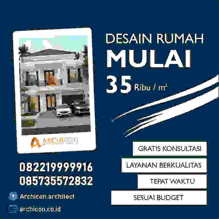 Jasa Arsitek Bandung   Jasa Desain Rumah Bandung   Jasa Desain Interior Bandung   Kota Bandung   Jasa kontraktor Bandung Archicon Architect Pintu & Jendela Gaya Mediteran Batu Tulis Green