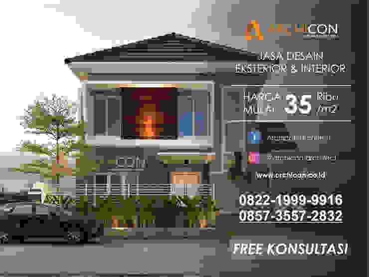 Jasa Arsitek Bandung   Jasa Desain Rumah Bandung   Jasa Desain Interior Bandung   Kota Bandung   Jasa kontraktor Bandung Archicon Architect Jendela plastik Batu Pasir Blue