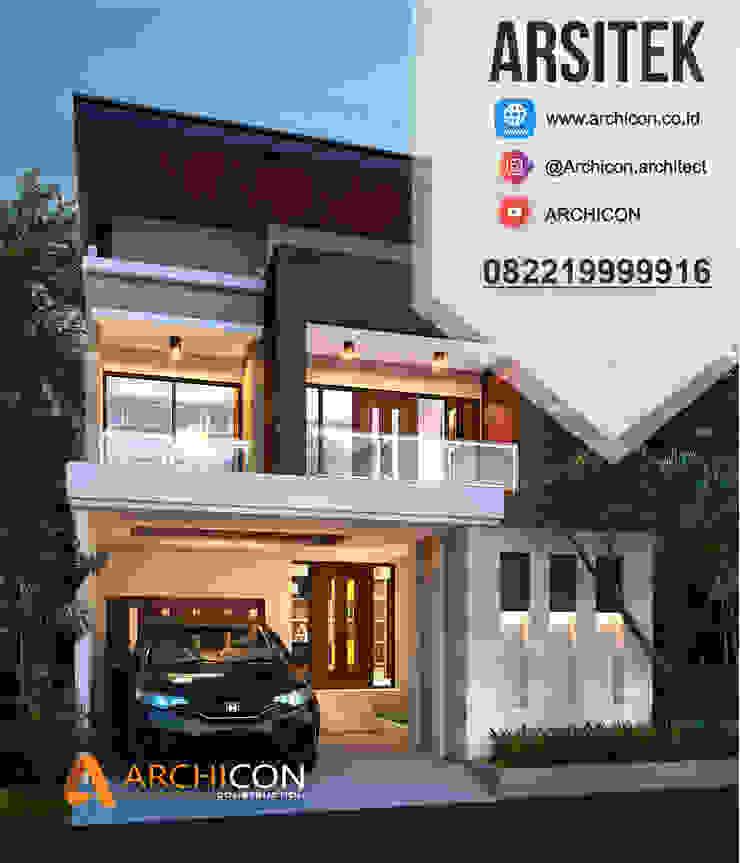 Jasa Arsitek Bandung | Jasa Desain Rumah Bandung | Jasa Desain Interior Bandung | Kota Bandung | Jasa kontraktor Bandung Archicon Architect Kamar Tidur Minimalis Batu Tulis Green