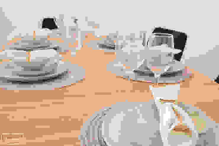 Theunissen Staging y Decoración SL Dining roomAccessories & decoration Tembikar Grey