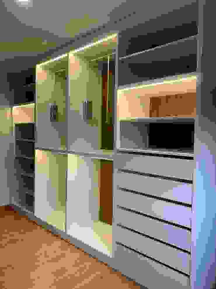 ADN Furniture GarderobaMeble do przechowywania Biały