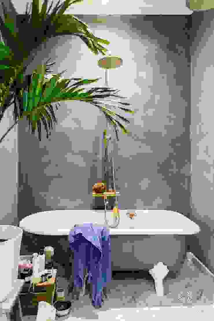 Pure & Original Salle de bain classique Bleu
