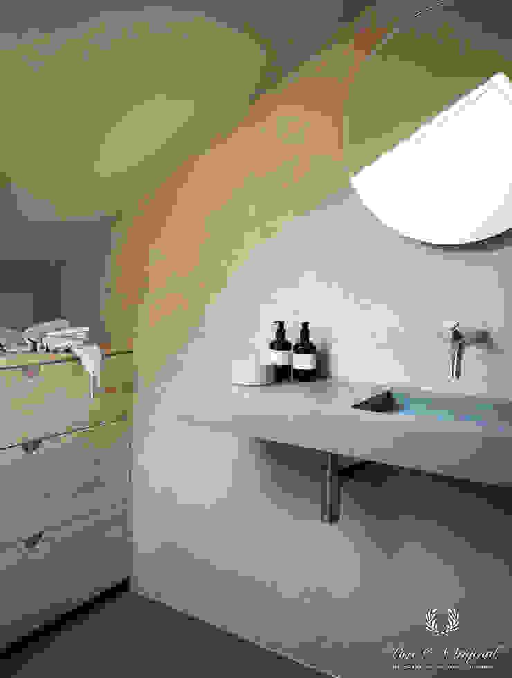 Pure & Original Salle de bain moderne Rose