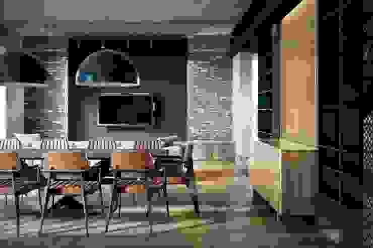 B&H Evi – Urla VERO CONCEPT MİMARLIK Modern Oturma Odası