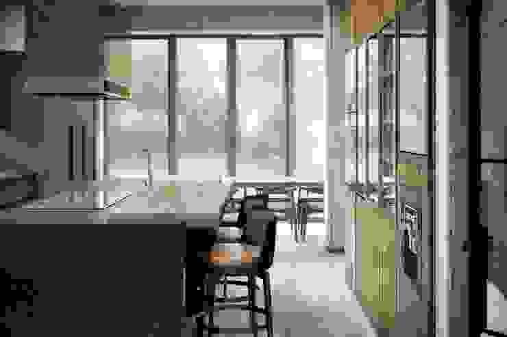 B&H Evi – Urla VERO CONCEPT MİMARLIK Modern Mutfak