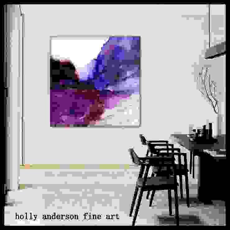 Holly Anderson Fine Art ArteImmagini & Dipinti Viola/Ciclamino