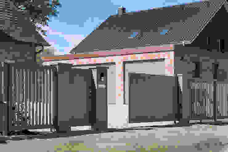 Nordzaun Garden Fencing & walls Aluminium/Zinc Grey
