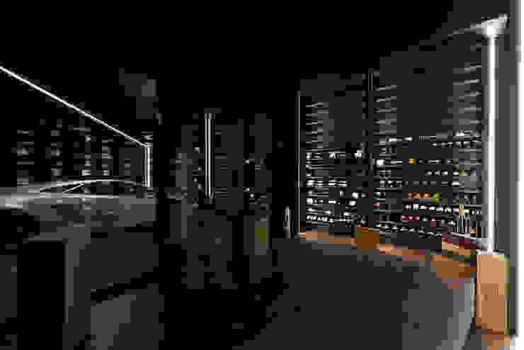 Cave do Vinho Modern wine cellar