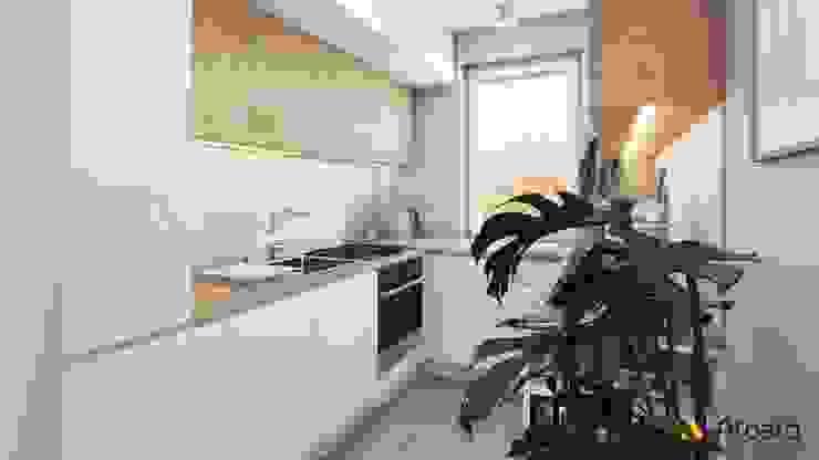 atoato Scandinavian style kitchen