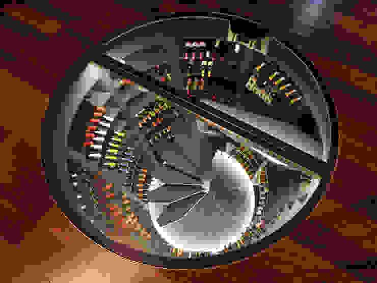 Cave do Vinho Modern Home Wine Cellar