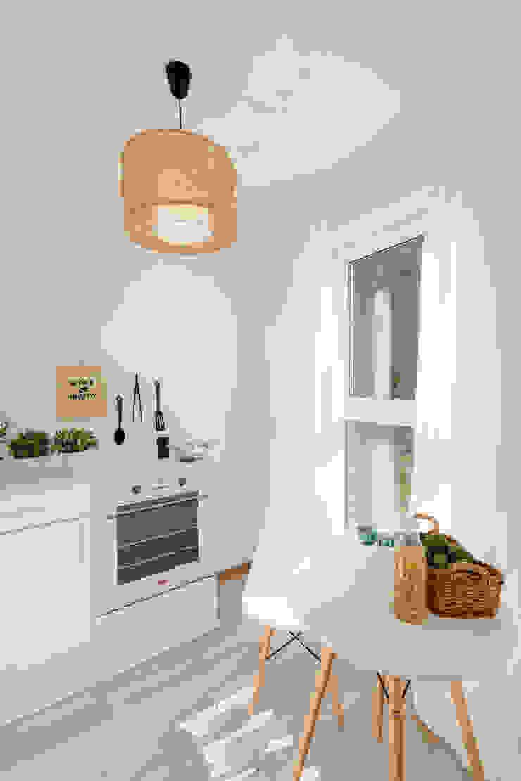 Cornelia Augustin Home Staging Dapur Modern