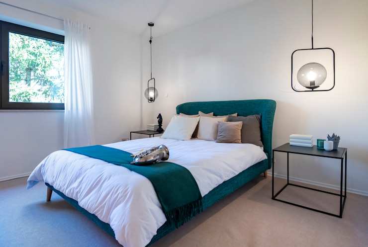 Cornelia Augustin Home Staging Classic style bedroom