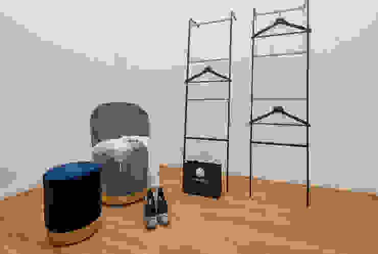 Cornelia Augustin Home Staging Ruang Ganti Gaya Skandinavia