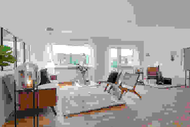 Cornelia Augustin Home Staging Ruang Keluarga Gaya Skandinavia