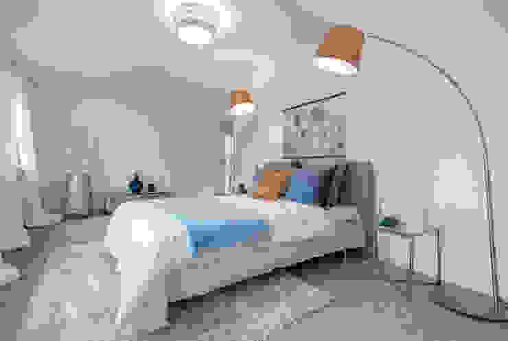 Cornelia Augustin Home Staging Kamar Tidur Gaya Skandinavia