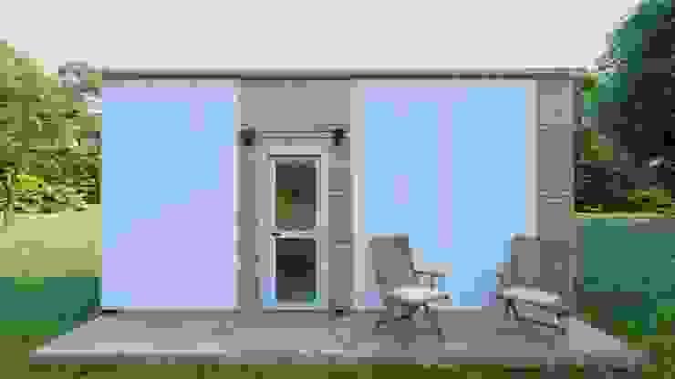 Tiny Haos, Tiny House, Atlas Haos Design & Architecture