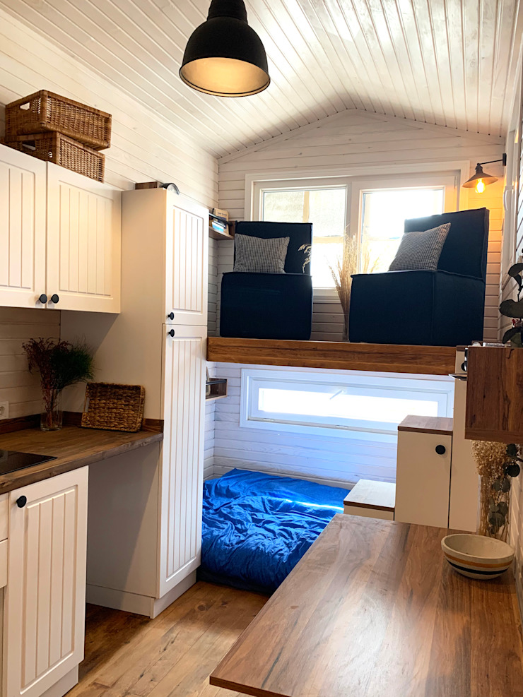 Tiny Haos, Tiny House, Harmonia Haos Design & Architecture