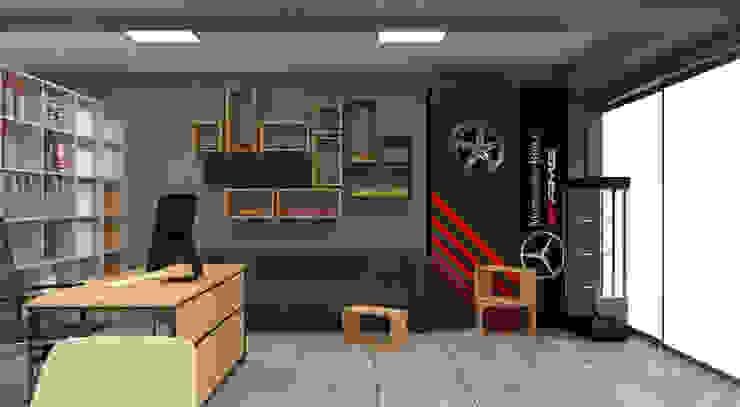 Mertak Otomotiv Haos Design & Architecture Dükkânlar