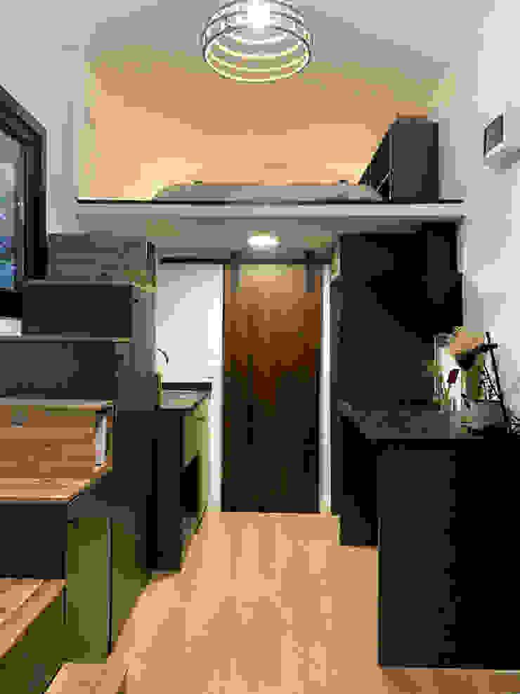 Tiny Haos, Tiny House, Tethys II Haos Design & Architecture