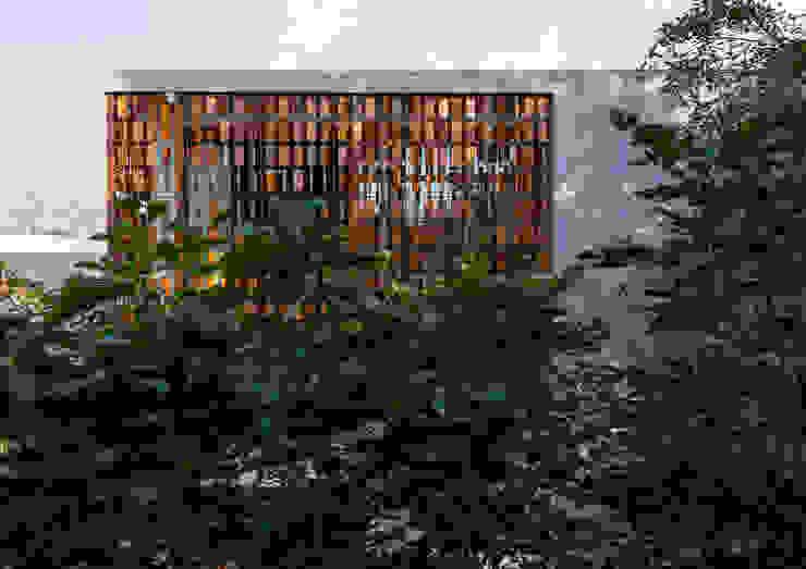 Abacus House studio XS Modern houses