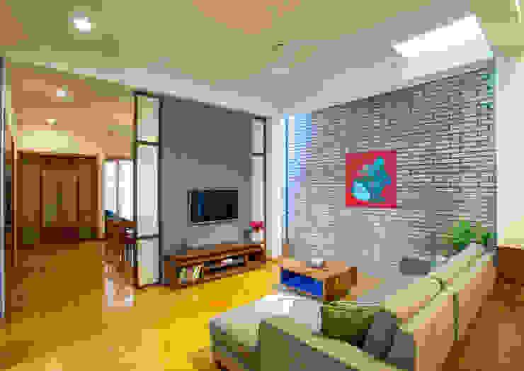 Abacus House studio XS Living room