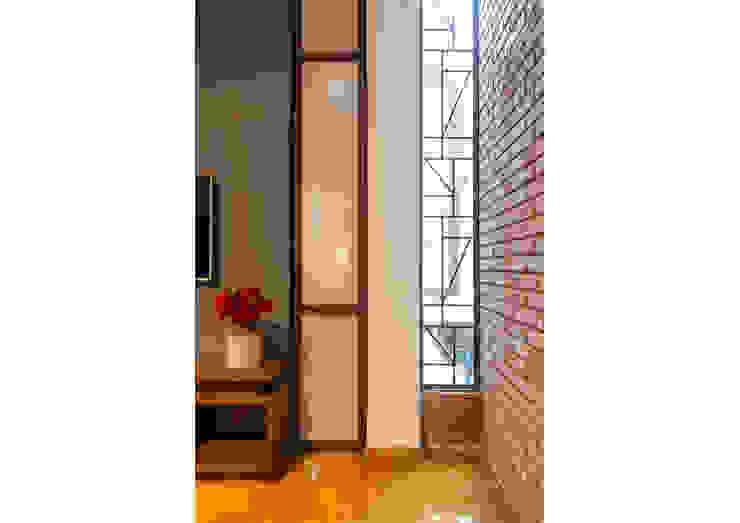 Abacus House studio XS Modern windows & doors