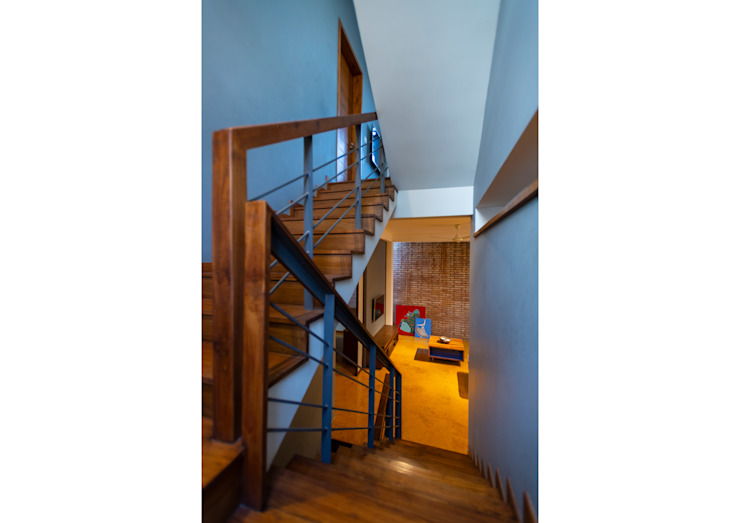 Abacus House studio XS Stairs