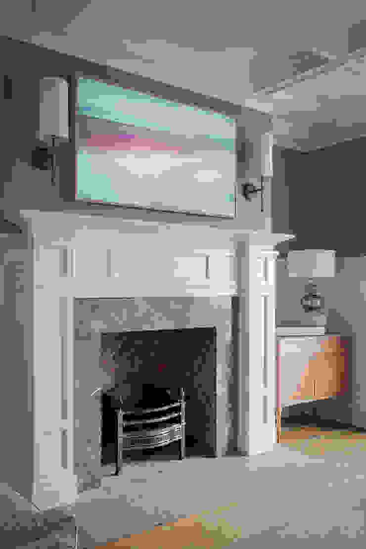 Traditional Architecture & Interiors Hackett Visuals Salones clásicos