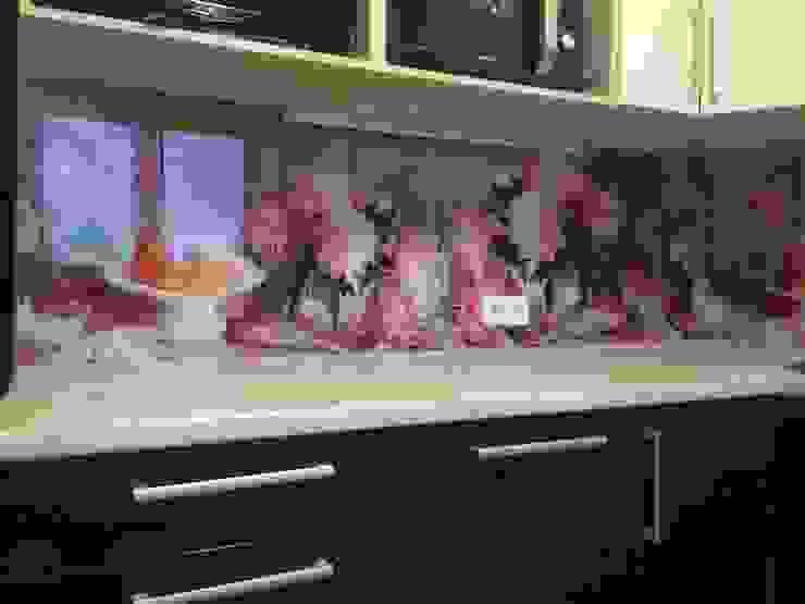 Pavlin Art CocinaUtensilios de cocina Vidrio Rosa