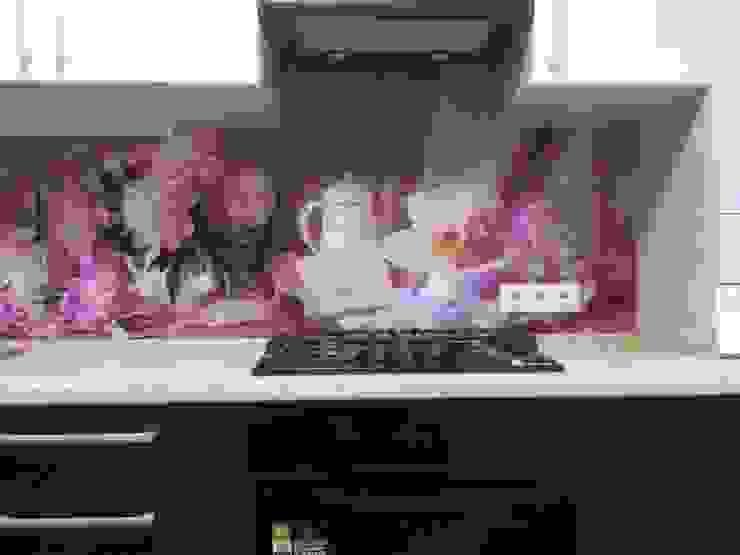 Pavlin Art CocinaAccesorios y textiles Vidrio Rosa
