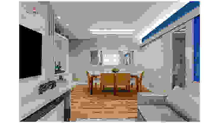 Sgabello Interiores Dining roomChairs & benches Cotton Amber/Gold