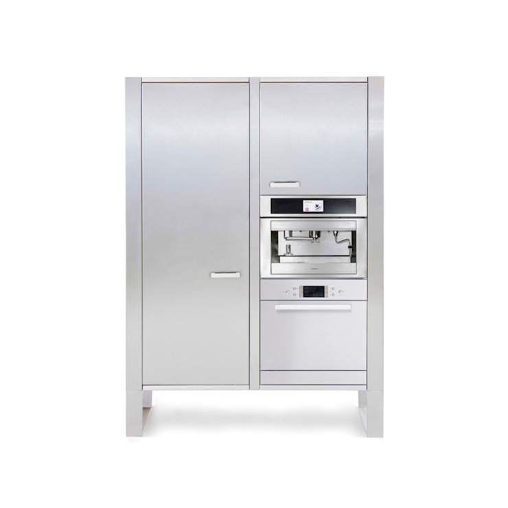 Lgtek cucine in acciaio inox KitchenBench tops Metal