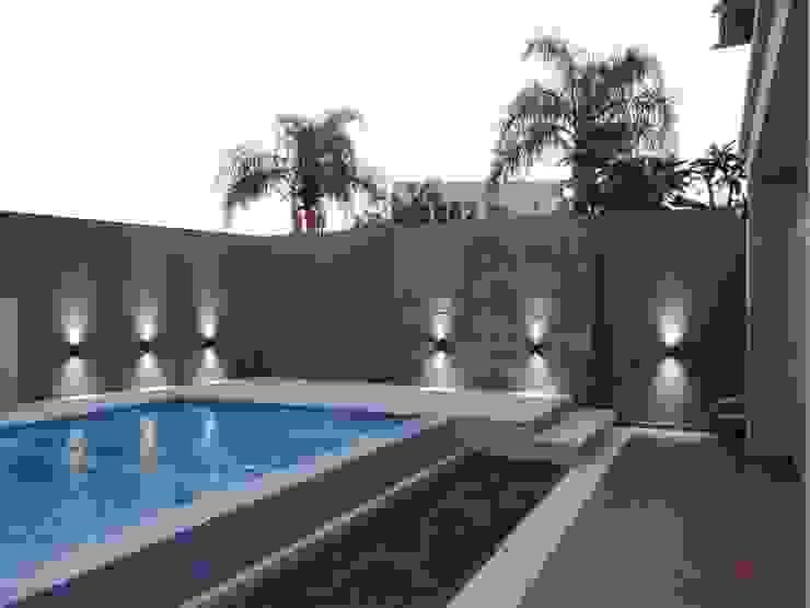 PISCINA RB D'ODORICO arquitectura Piletas de jardín