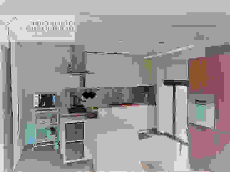 Agenzia Studio Quinto Classic style kitchen