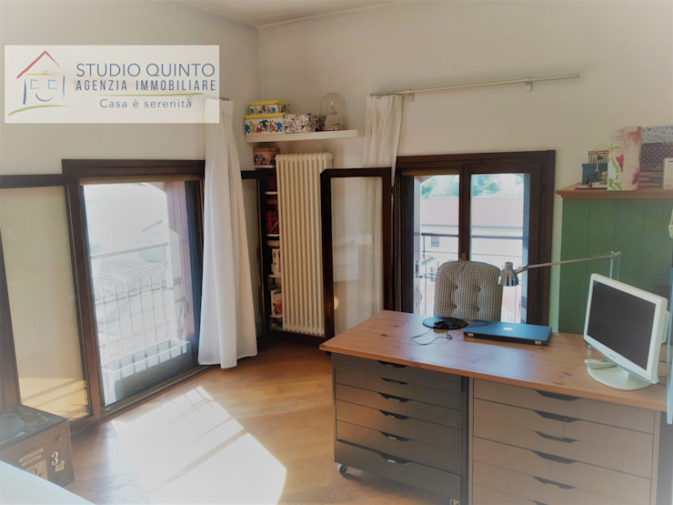 Agenzia Studio Quinto Classic style bedroom